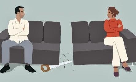 4 Unfortunate Ways Your Parents' Divorce Could Impact Your Love Life ,break up