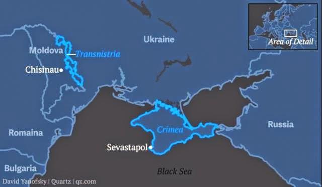 Ανατολική ουκρανία