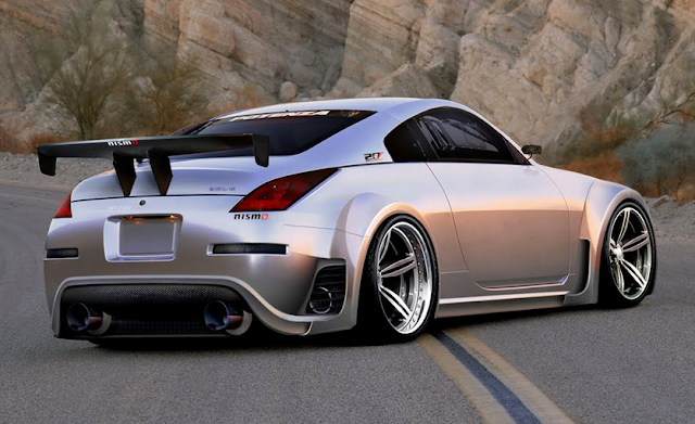 The Nissan 350 Z