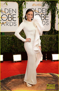 Paula Patton Golden Globes