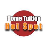 home tuition hot spot logo