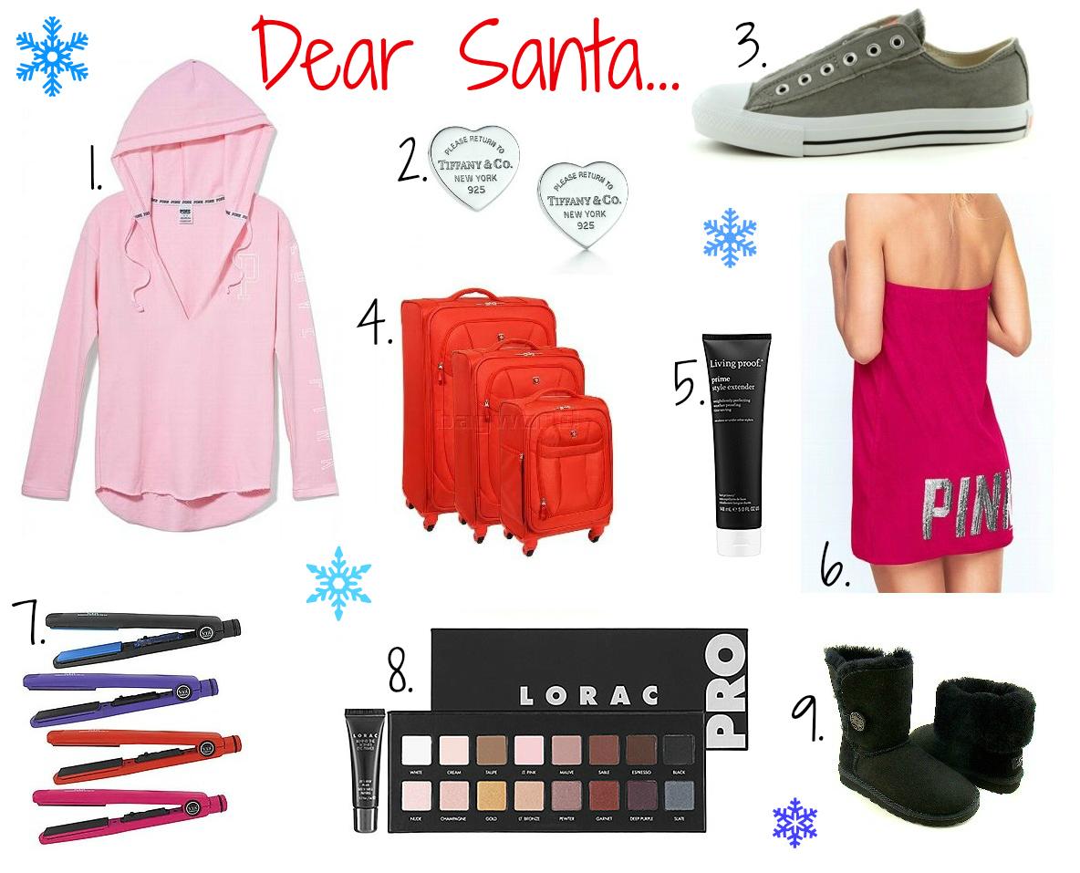 Sunshine Dear Santa