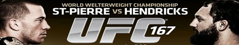 UFC 167 STREAMING HD (ON AIR)