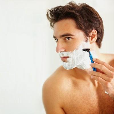Info Cara Bercukur Kumis dan Janggut Dengan Benar