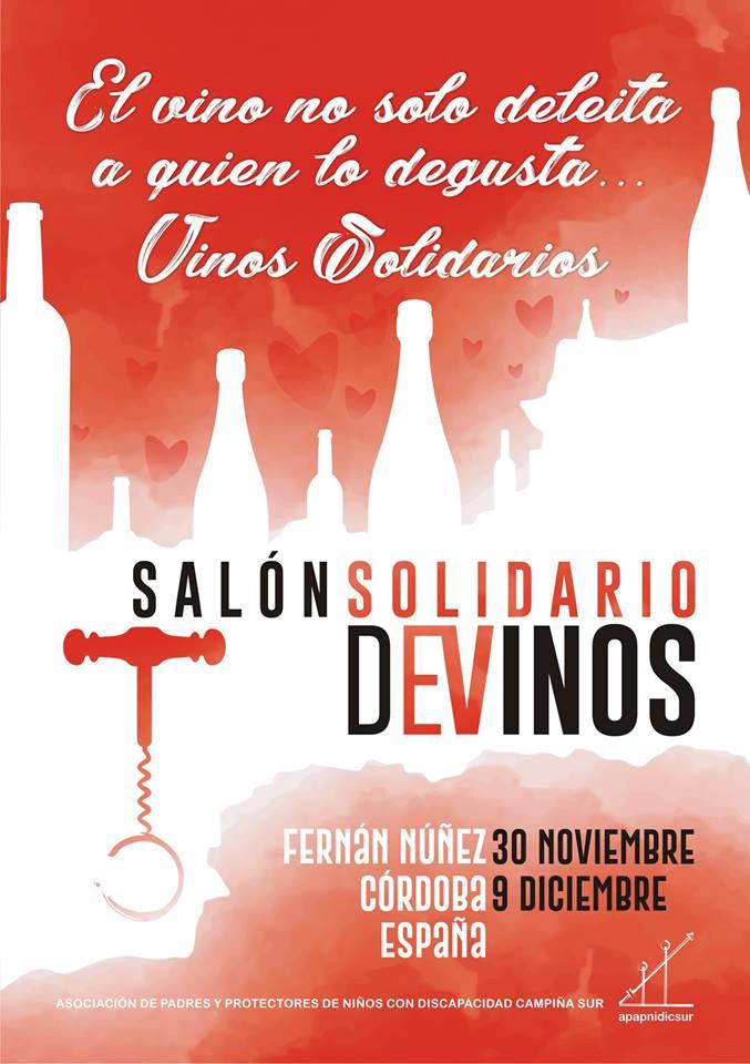 salón solidario de vinos