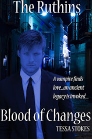 Blood of Changes (Book two of The Ruthins Paranormal Romance )
