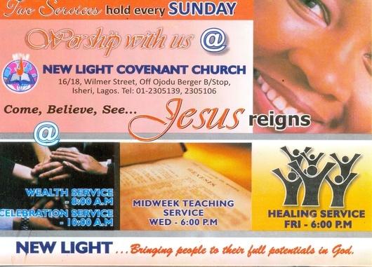 New Light Covenant Church