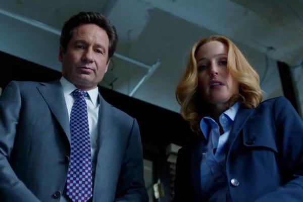 Décima temporada de 'The X Files'