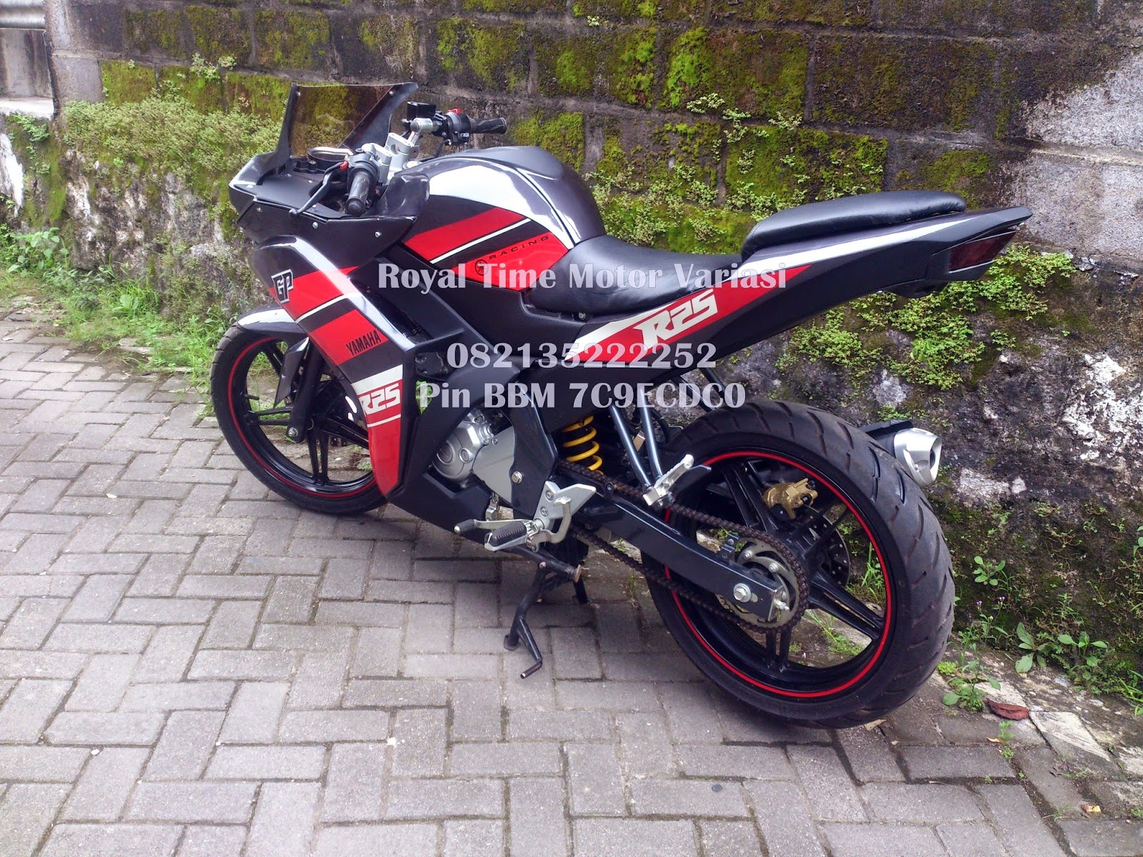 Full Fairing R25 Gp Edition