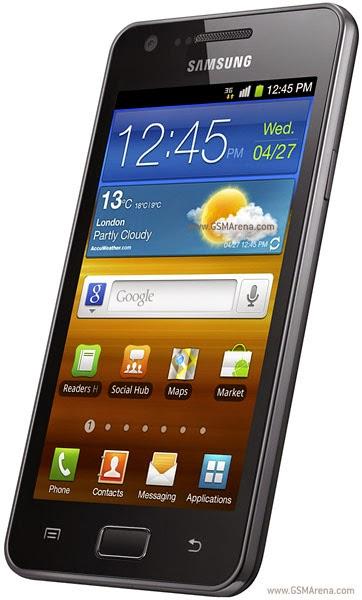 Samsung I9103 Galaxy R  Latest Firmwares