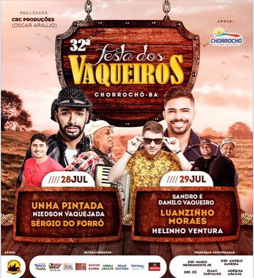 FESTA DOS VAQUEIROS