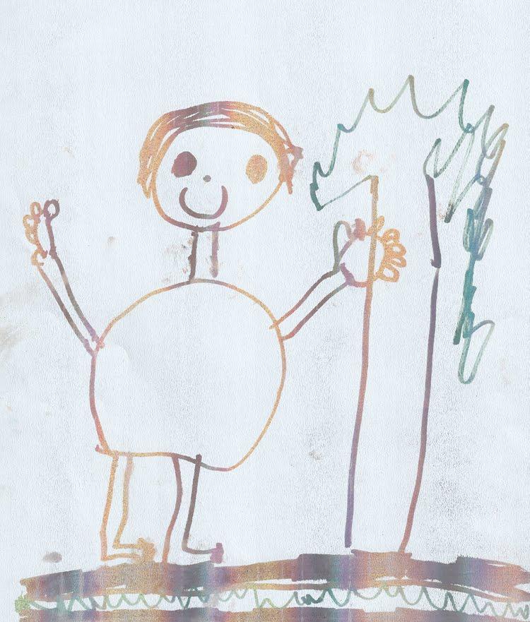 Adventure! Gallery • Art by Kids!