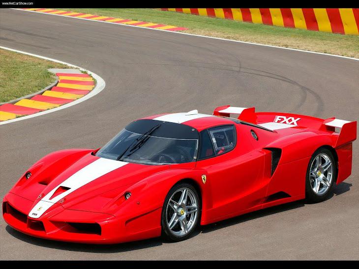 New Ferrari FXX