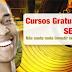 SENAI-BA abre 709 vagas gratuitas em todo estado da Bahia. Para Salvador haverá vagas para os cursos de Auxiliar de Obras de Edificações, Costureiro Industrial do Vestuário, Mecânico de Manutenção de Máquinas Industriais e Soldador.