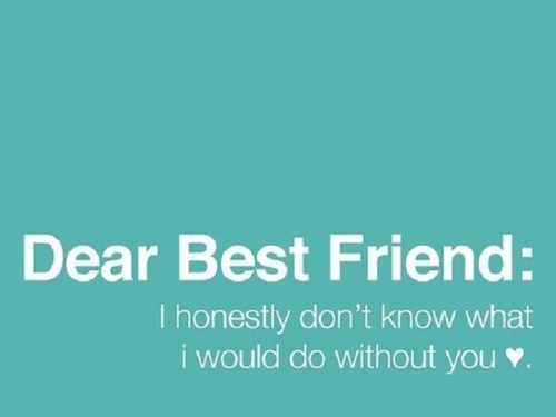 Best Quotes For Thanking Best Friend : Pictures quote favorite cute quotes best friend