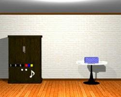 Juegos de Escape Three Pictures Room Escape