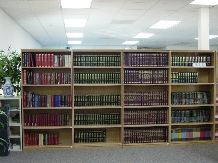 圖書館之三