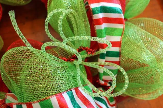 ways to use deco flex tubing ribbon
