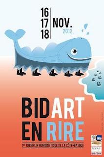 Festival Bidart en rire 2012