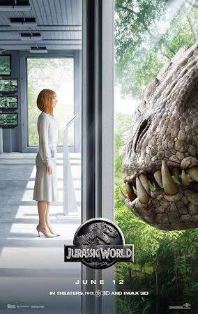 ตัวอย่างหนังใหม่ : Jurassic World (จูราสสิค เวิลด์) ตัวอย่างที่ 2 ซับไทย poster 3