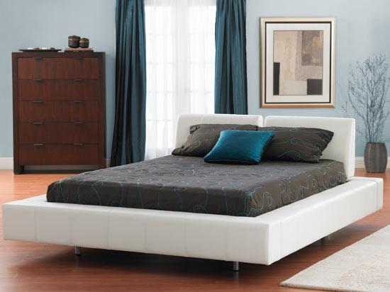 california king platform bed plans