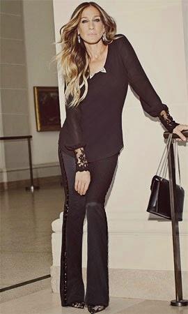 calça e blusa Maria.Valentina outono inverno 2014