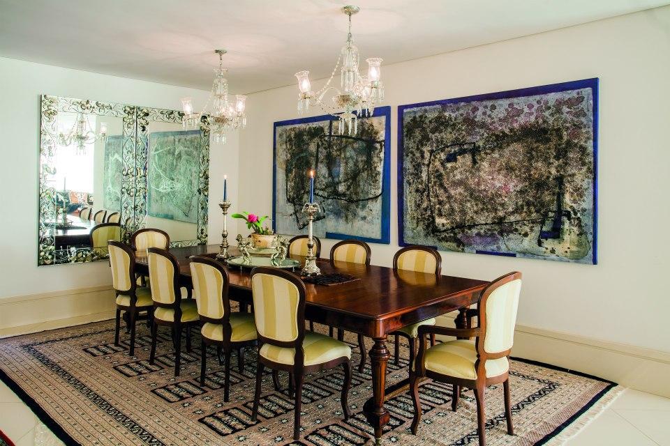 Conjunto De Sala De Jantar Luis Xv ~ Blog Decoração de Interiores Sala de Jantar Luis xv