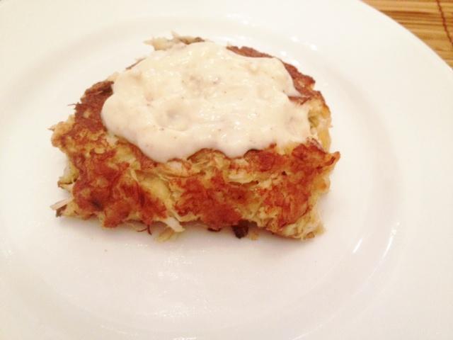 Fresh Lump Crab Cake Recipe