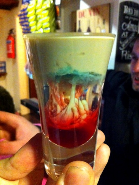 Brain Hemorrhage Drink2