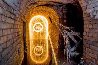 Dsanktuary's Ghost Gate Wool Spin