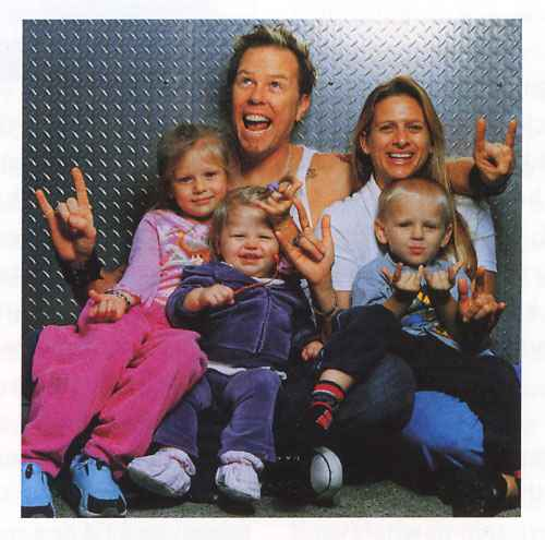 Christian Allaire: Metallica James Hetfield and Absent Fathers