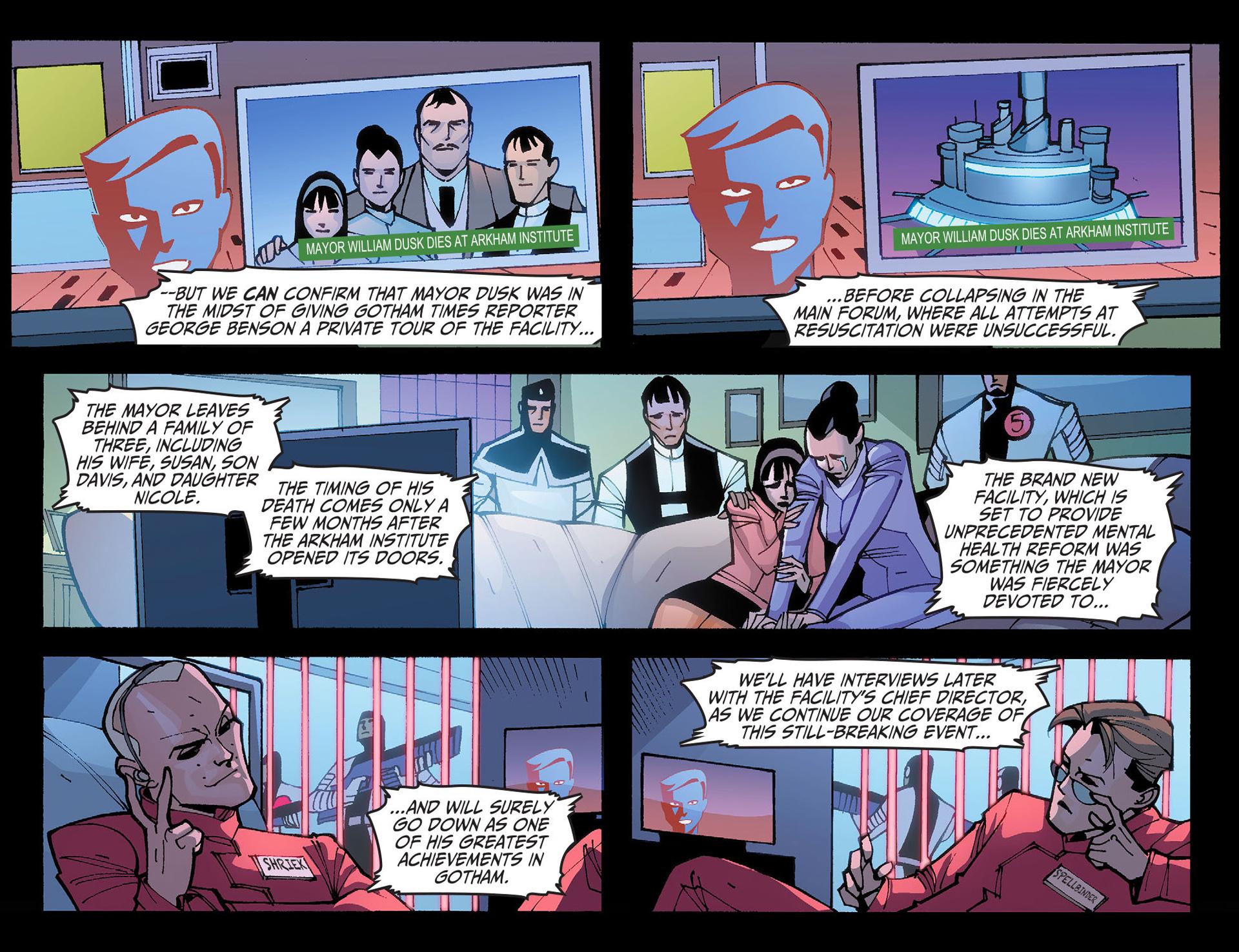 Batman Beyond 2.0 Issue #2 #2 - English 3