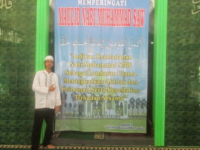 Kegiatan Acara Maulid Nabi Muhammad