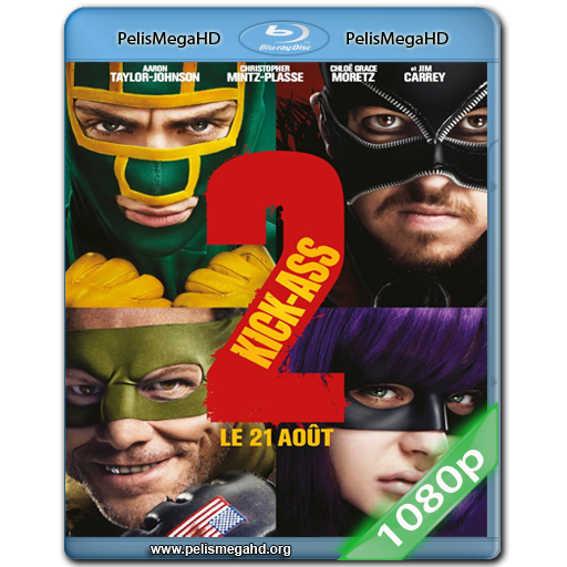 KICK-ASS 2 (2013) 1080P HD MKV ESPAÑOL LATINO