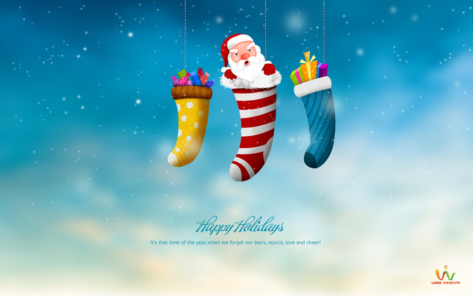 Christmas Holidays, Happy Holidays, Happy Holidays Wallpaper 2012