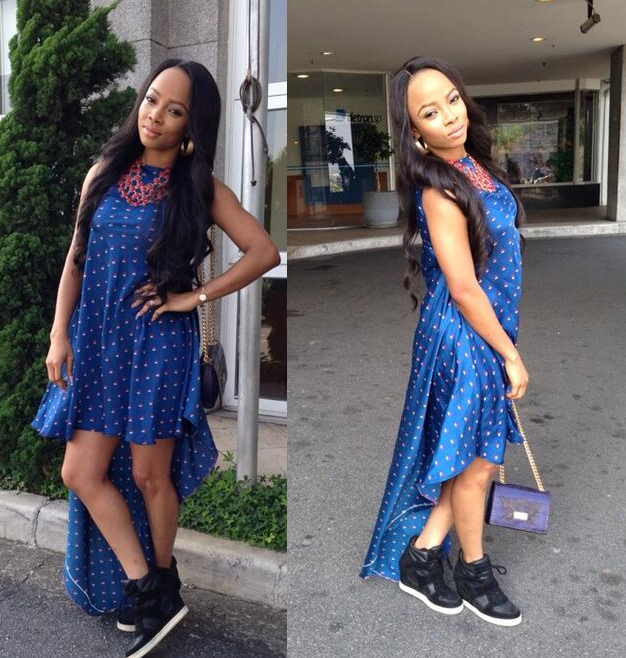 Toke Makinwa looking Fab in Brazil1