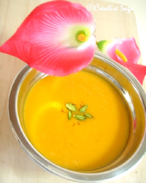 aamras poori