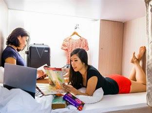 Hotel di Pecinan Singapura Harga Mulai Rp:200rb