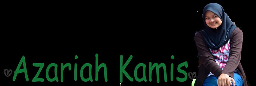 Azariah Kamis punya blog_ _ _