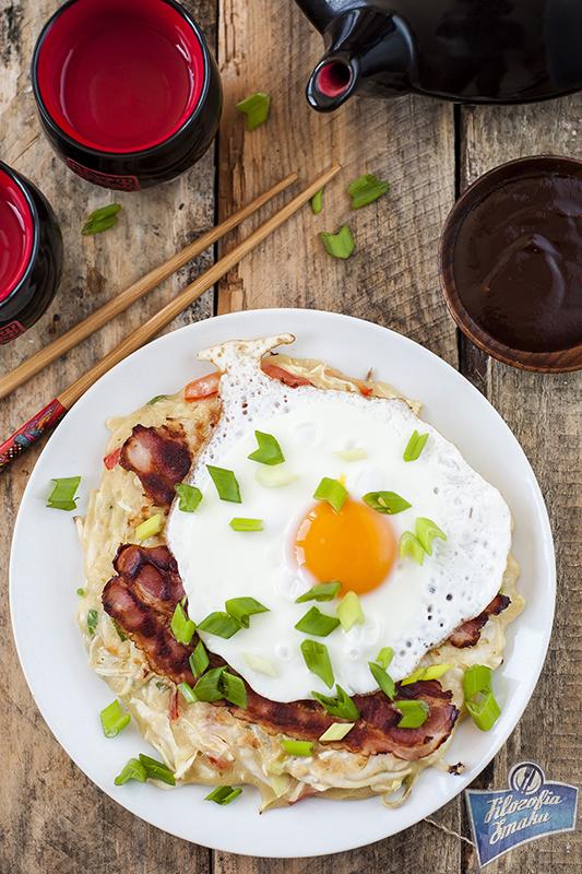 Okonomiyaki przepis