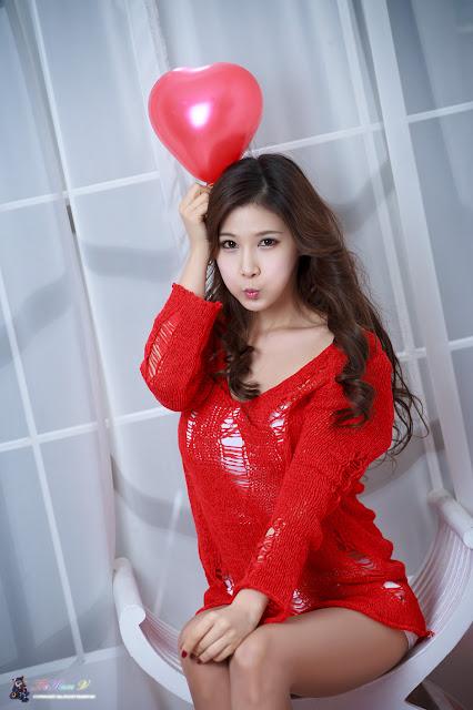 Korean Model Hwang Ga Hi