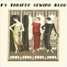 P&#39;s thrifty sewing blog