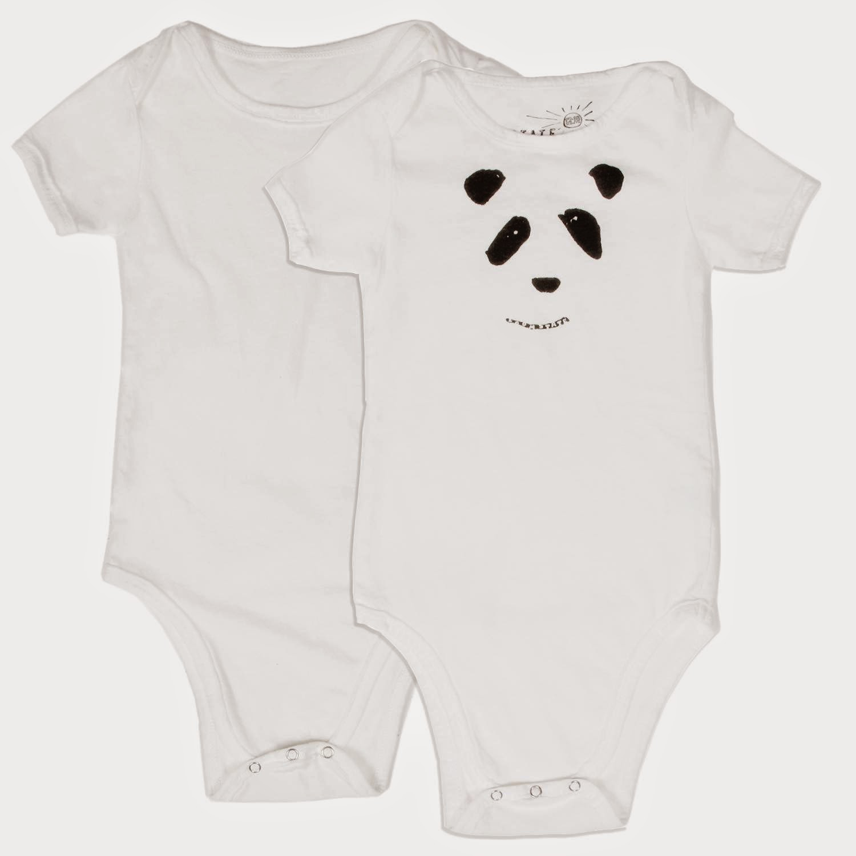 organic cotton baby onesie