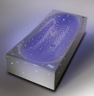 lighting Bathtub