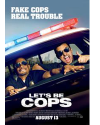 Cùng Trở Thành Cớm - Let Be Cops