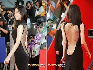 Foto Hot Han So Ah dan Kang Hanna