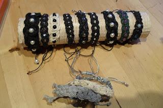 pulsera de nudos celtas paso a paso diseños