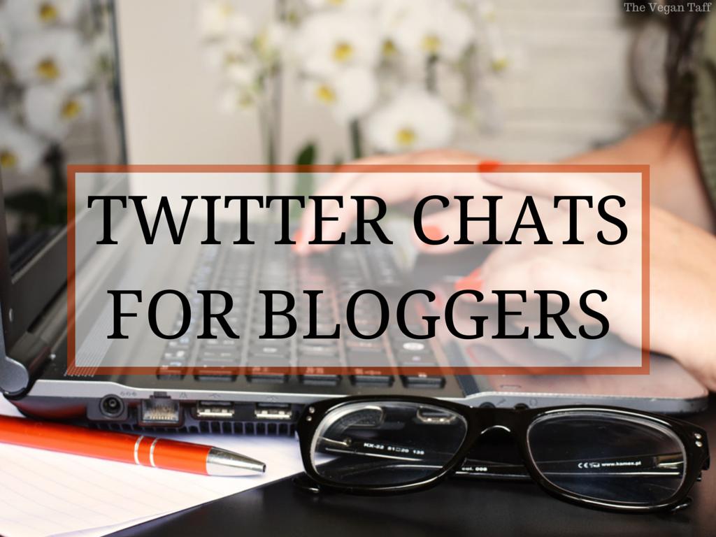 twitter blogger chat list