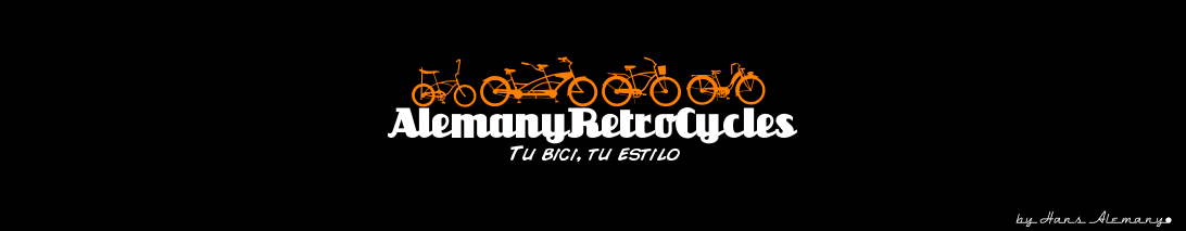 "AlemanyRetroCycles    ""FULL CUSTOM WORKS"""