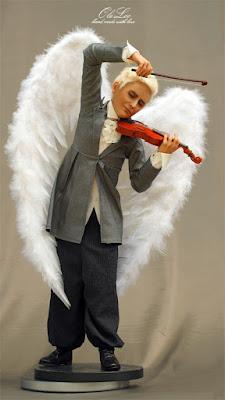 oleloo portret doll портретная кукла кукла по фото портретная кукла оксаны панченко бронзовая скульптура бутафория золотая рыбка портрет реализм символизм портретно скульптурная oleloo авторская студия oleloo костюм 19 в ручная работа hand made подарок на юбилей подарок на свадьбу эксклюзивный подарок на юбилей интерьерная кукла арт кукла портретная кукла по фотографии на юбилей работа андрея панченко костюм спаоги ручная работа сделано руками